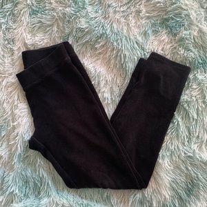 Juicy Couture girls velour leggings